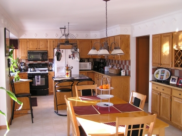 kitchen cabinets are a perfect kitchen remodel idea